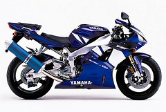 Yamaha YZF-R1 1000 2000 - 25