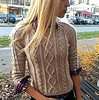 Aranstyle sweater knitwear