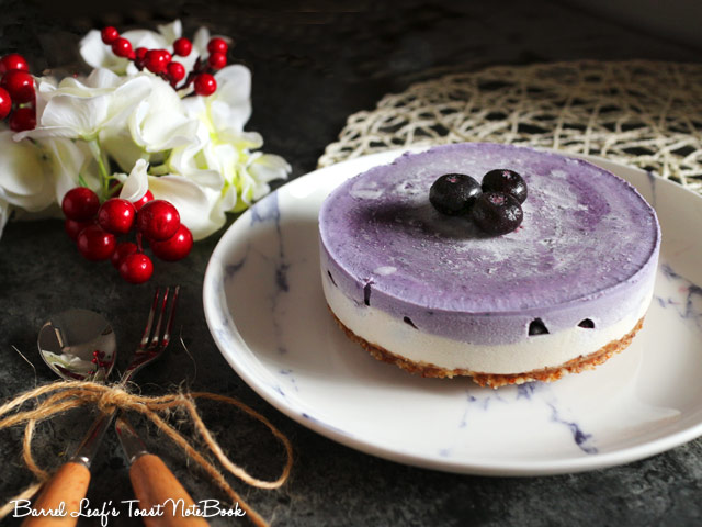 vegan-blueberry-layered-cheesecake (6)