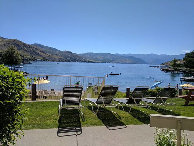 Chelan - Afternoon View