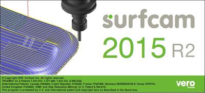 SURFCAM 2015 full software