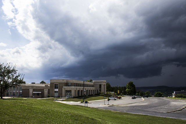 Storm Clouds Over the Law School