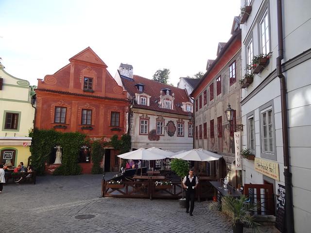 舊城的museums_Cesky Krumlov_1060608-148, Sony DSC-HX10V