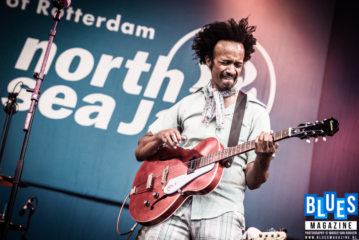 Fantastic Negrito @ North Sea Jazz 2017