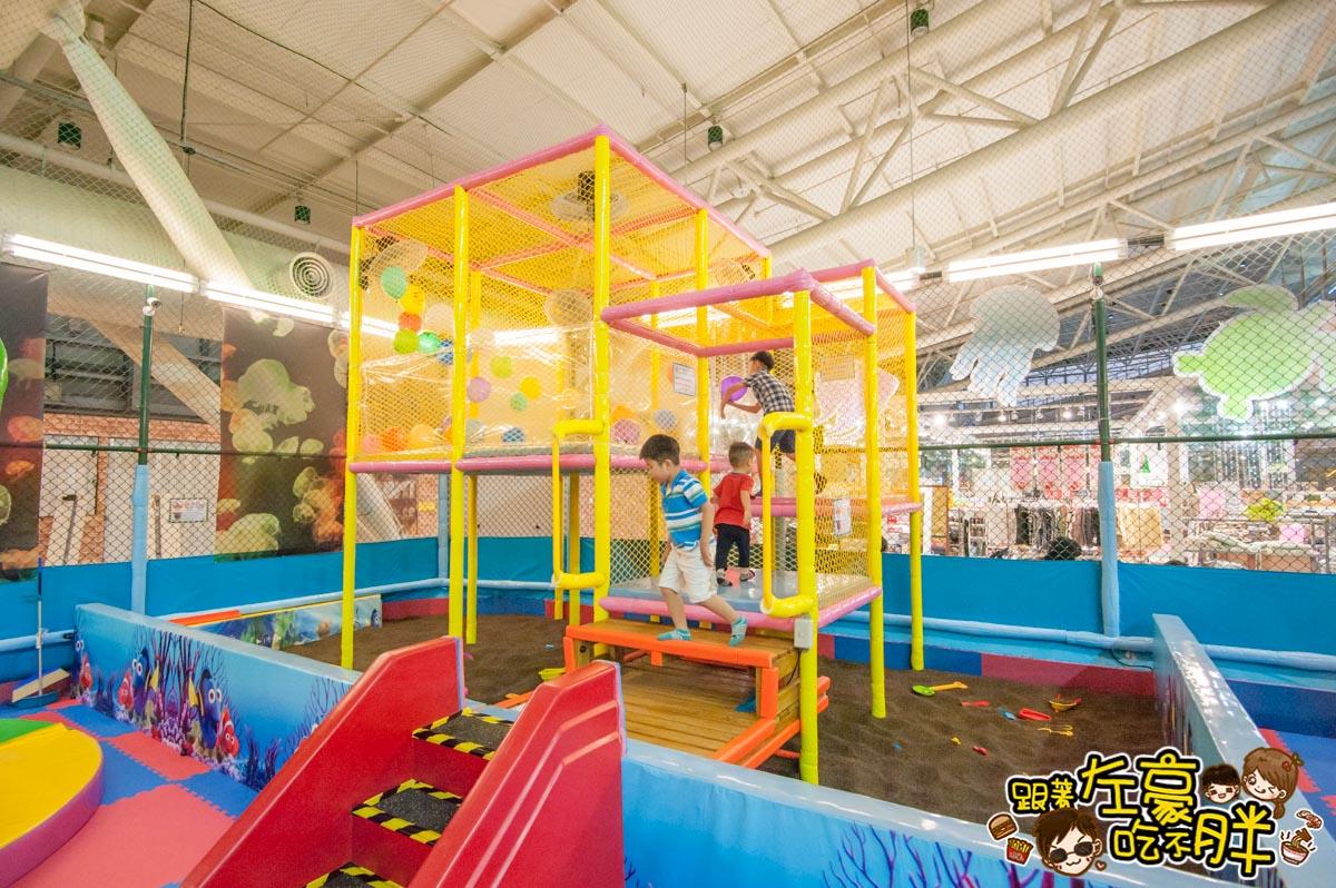 快樂小熊親子館-環球新左營車站店-1