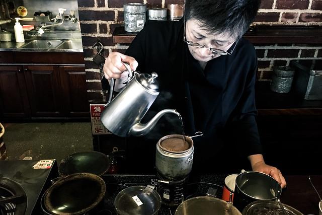 日本/倉敷–咖啡焙煎專門店–倉敷珈琲館について