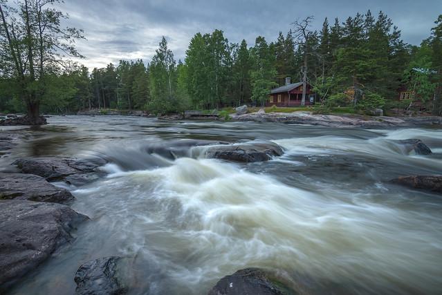 Kymi river, Nikon D600, AF-S Nikkor 16-35mm f/4G ED VR