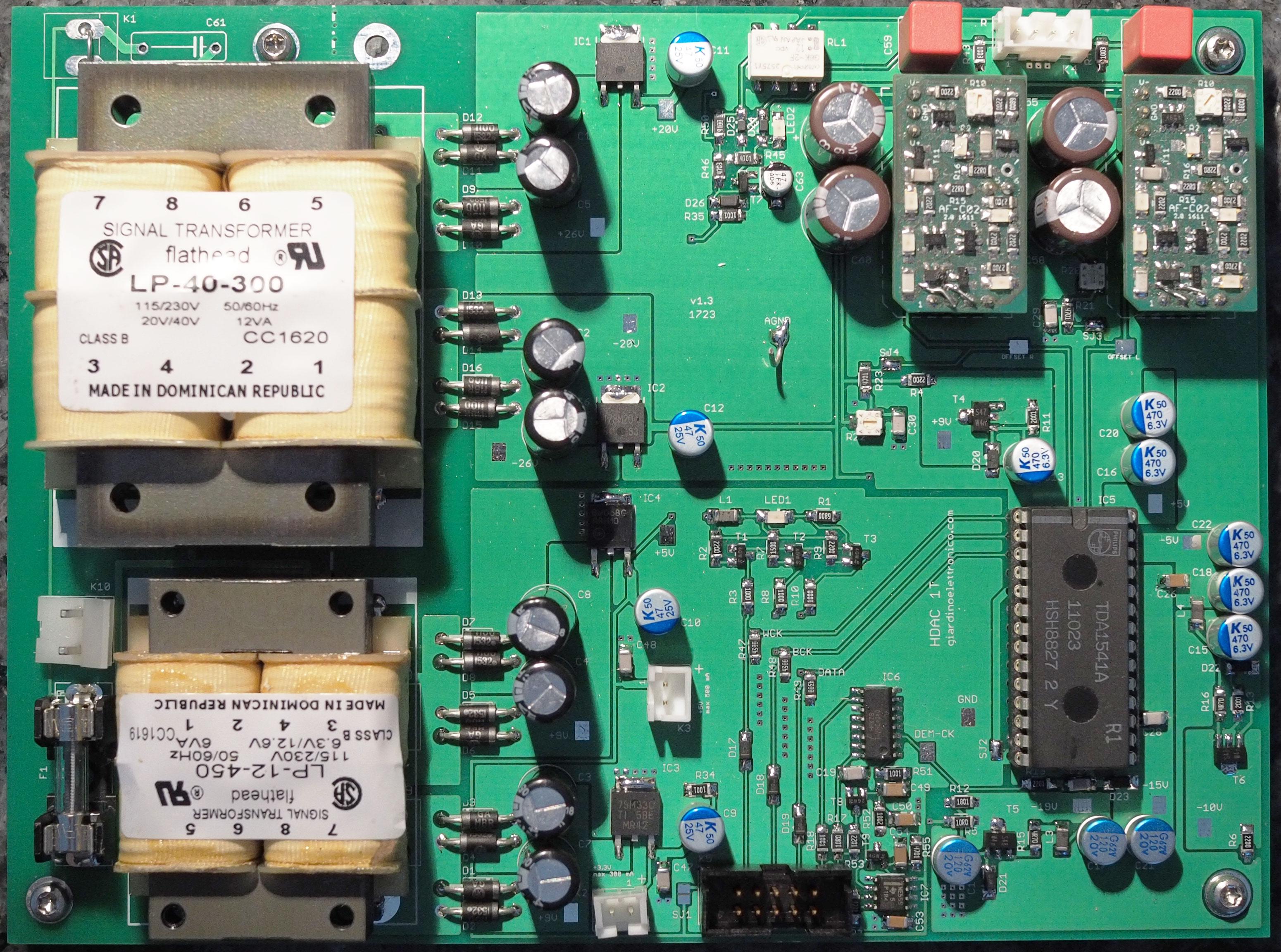 HDAC: assemblaggio scheda 35546653330_8be2ba9ac2_o_d
