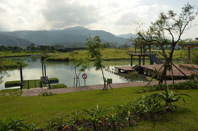 東山河生態綠舟30