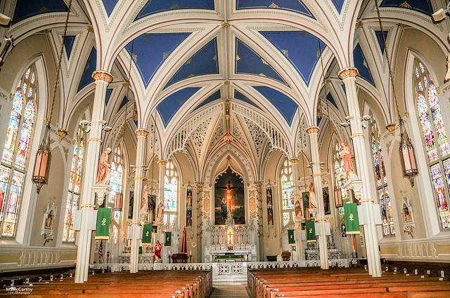 St Mary's Basilica-7611