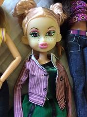 Wilco Doll head on Liv body