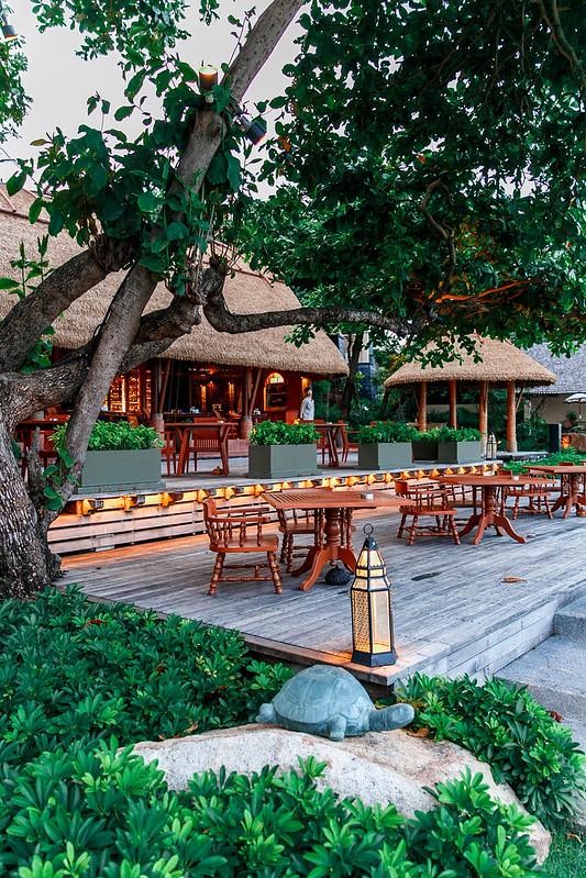 Vana Belle Resort, Ko Samui, Thailand, Starwood, the luxury collection, SPG, Panali Restaurant, the best resorts in Ko Samui