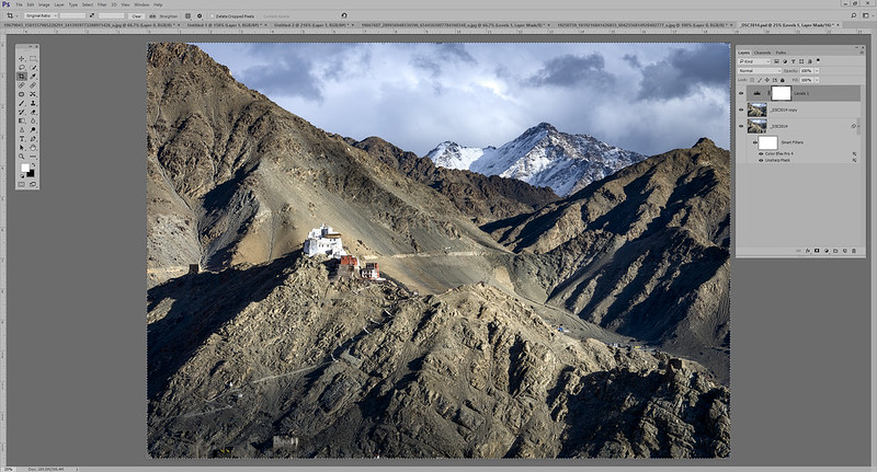 Print Sharpening in Lightroom