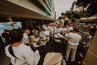 Dinamización MetroGuagua - Sábado 8 de Julio (Parte II)