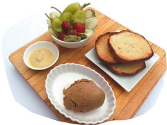 "ENJOY A SUPER-DELICIOUS DISH FOR $ 1.00 ! ""Chicken Liver Mousse"""