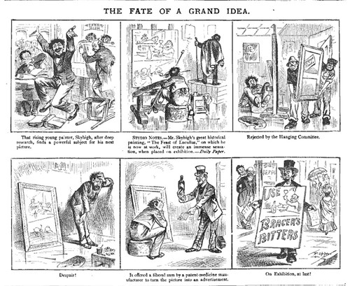 fate of a grand idea, the (1885)