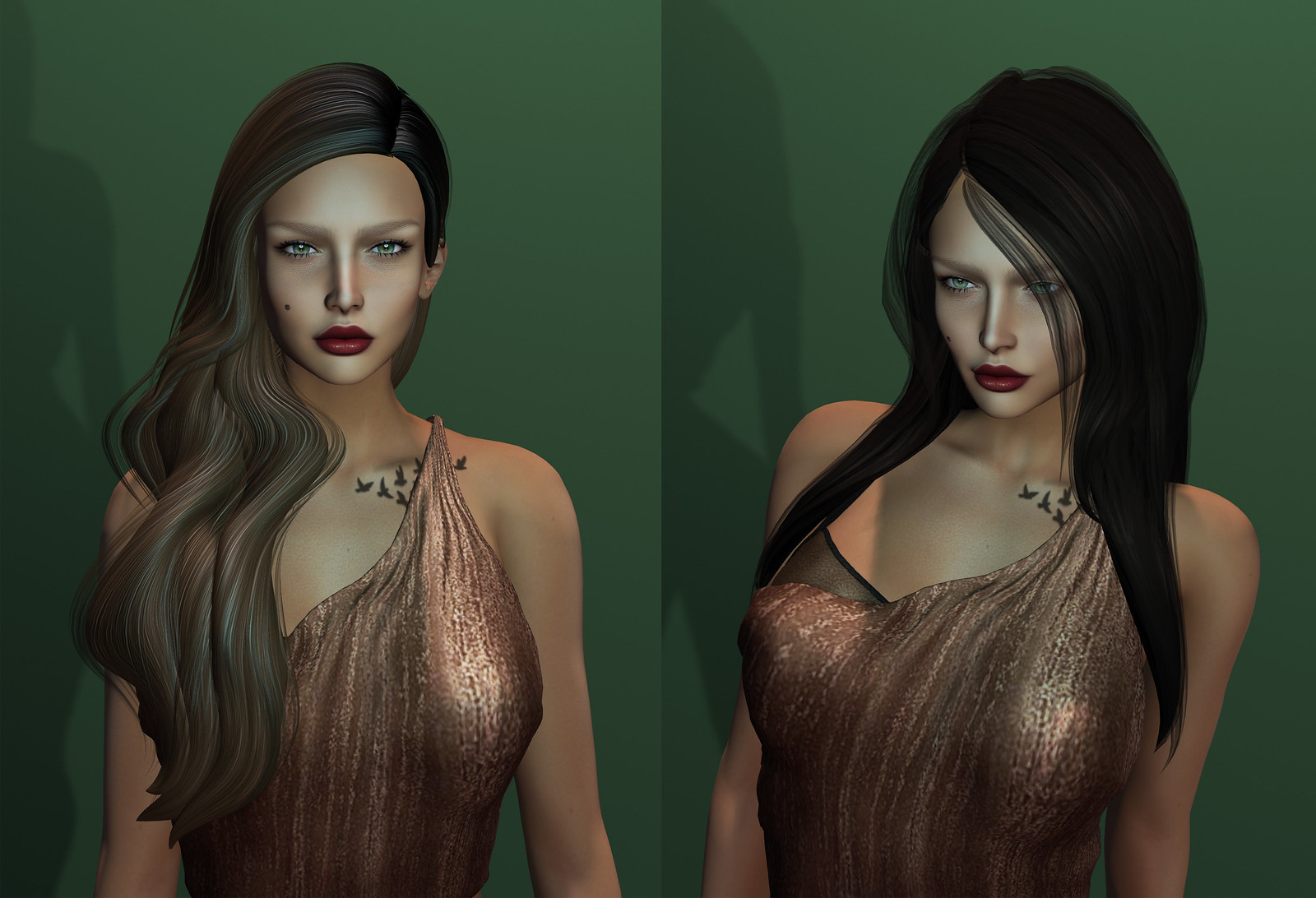 Hair Fair 17 - Exile & Volt Hair