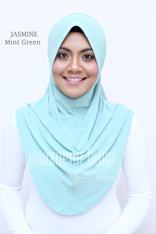 Jasmine (Mint Green)