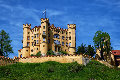 Château de Hohenschwangau (Bavière)