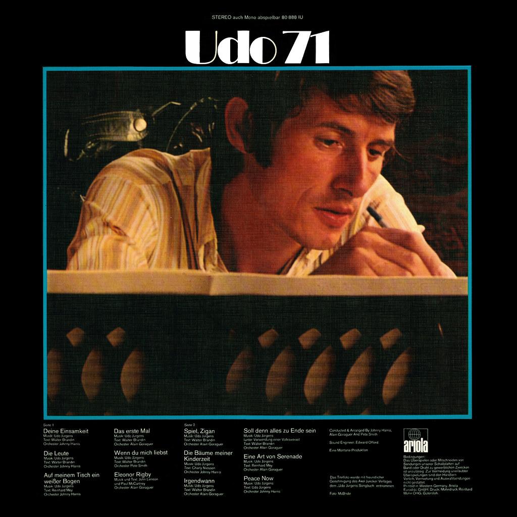 Udo Jürgens - Udo 71