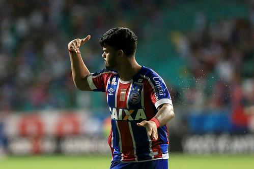 Bahia 1x1 Fluminense-RJ - Brasileiro A 2017 por Felipe Oliveira