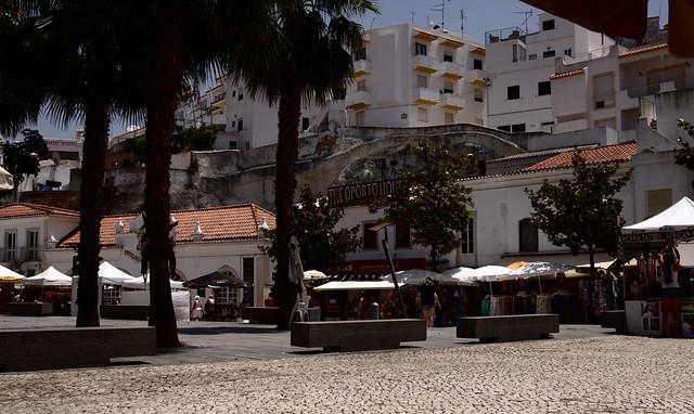 Centro Antigo, Albufeira Old Town
