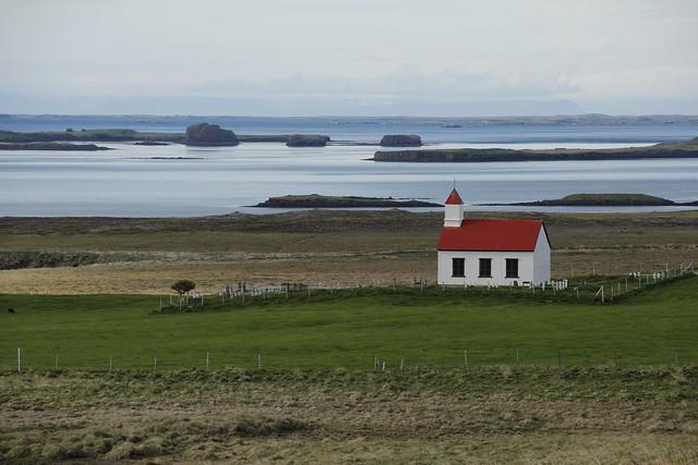 Island... Hory, moře, samota / Islande... Les montagnes, la mer, la solitudé