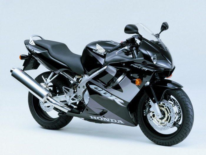 Honda CBR 600 F 2001 - 1