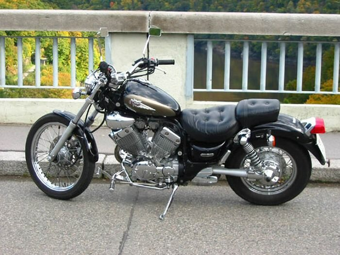 Yamaha 535 VIRAGO 1993 - 12