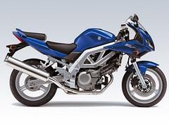 Suzuki SVS 650 2003 - 5