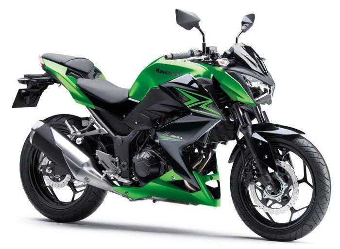 Kawasaki Z 300 2016 - 5
