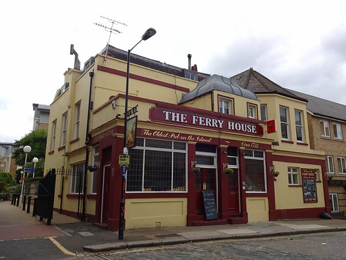 Ferry House, Isle of Dogs, London E14