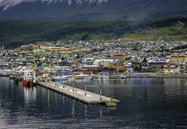 Ushuaia, Tierra de Fuego, Canon POWERSHOT S30