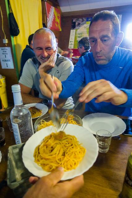 Spaghetti bolognese, yum