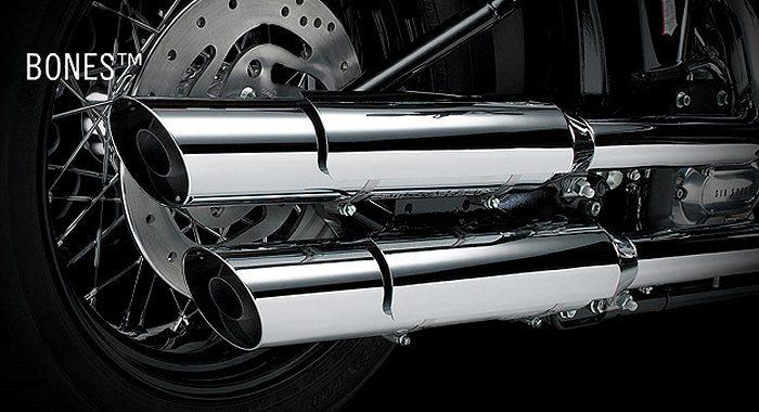Harley-Davidson FLSTSB 1584 SOFTAIL CROSS BONES 2008 - 2