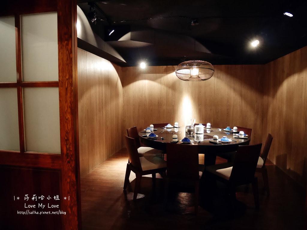 台北大安區囍聚精緻鍋物高檔海鮮火鍋 (7)