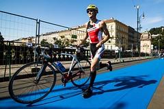 Chceme mít v Praze nejhezčí triatlon světa, říká šéfka asociace před Ford Challenge