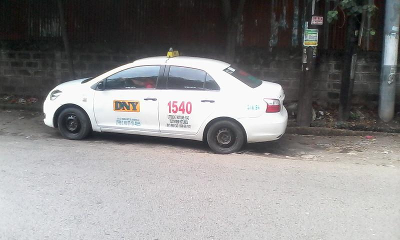 DNY taxi