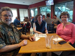 Sunday, June 25 at Brookview Golf Course - Second Place: June Swoons (40 1/2)
