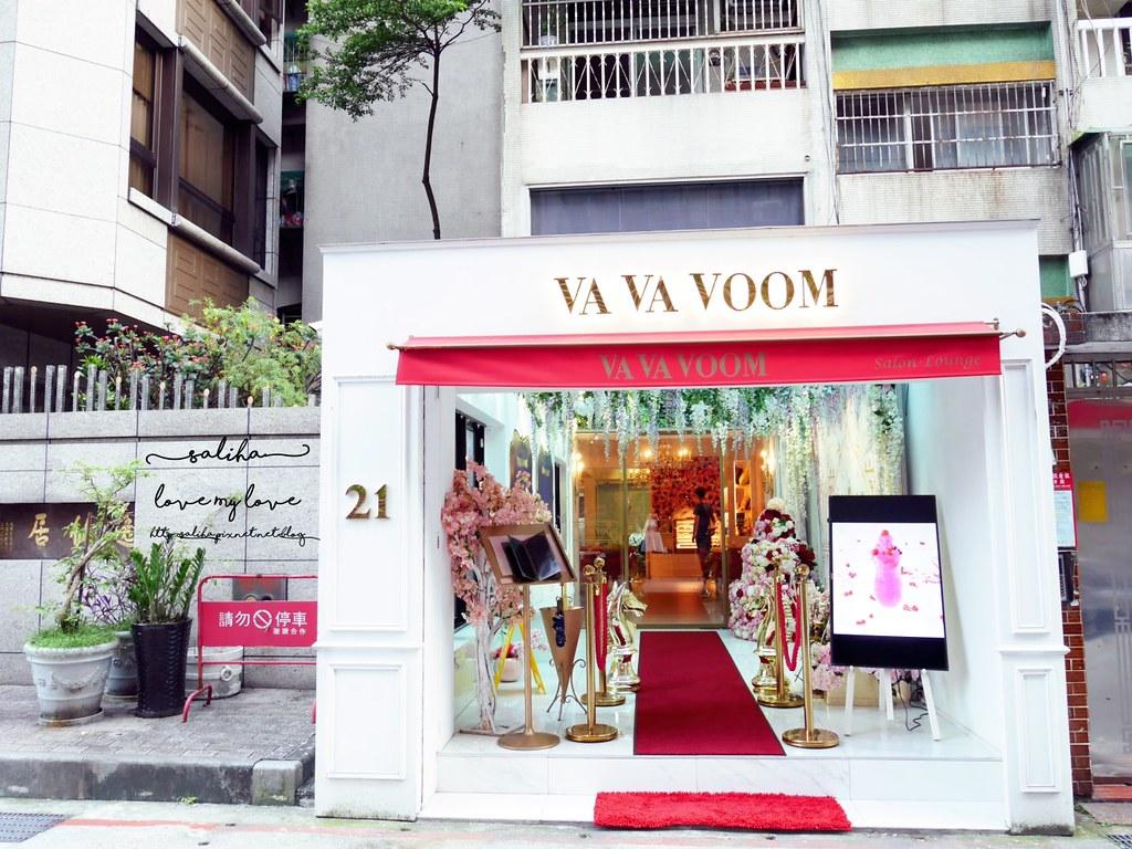 台北東區國父紀念館站附近餐廳美食咖啡下午茶推薦VA VA VOOM (37)