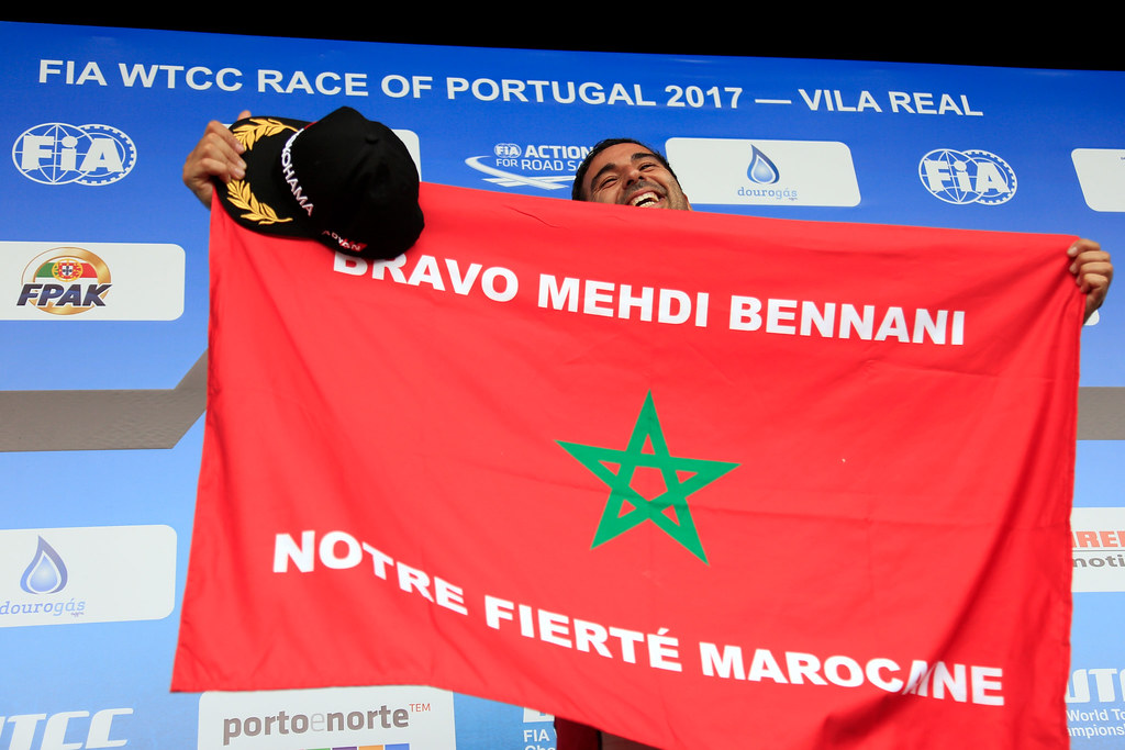 BENNANI Mehdi (mor) Citroen C-Elysee team Sébastien Loeb Racing ambiance portrait during the 2017 FIA WTCC World Touring Car Championship race of Portugal, Vila Real from june 23 to 25 - Photo Paulo Maria / DPPI