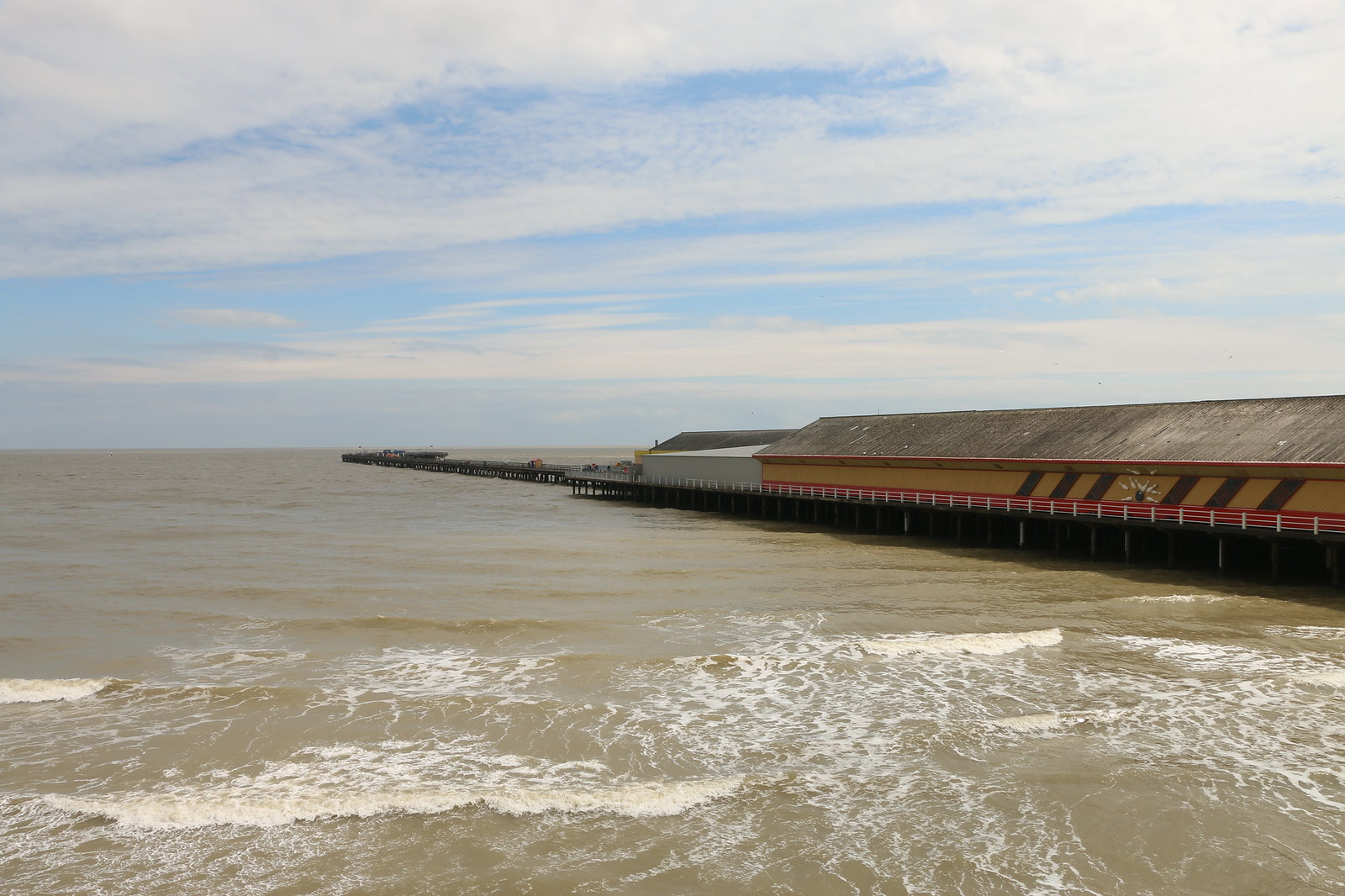 Walton Pier, Walton-on-the-Naze