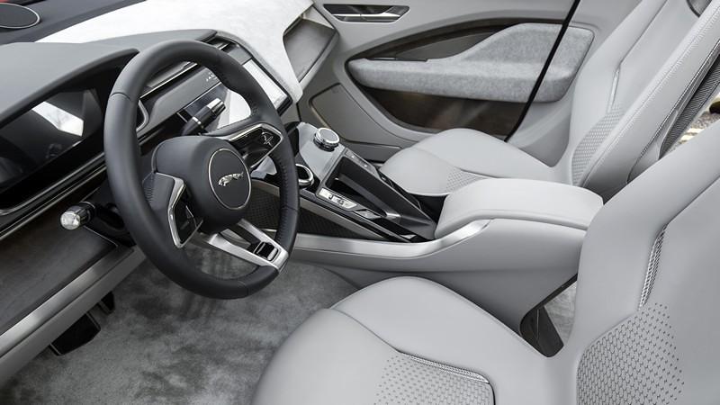 Jaguar I-Pace Concept 22