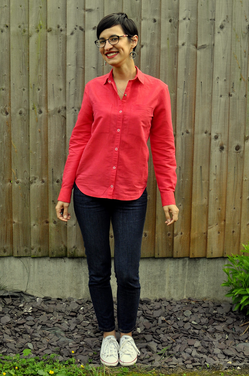 Grainline Studio Archer Button Up