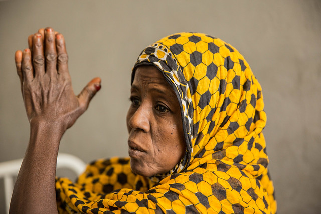 Medibo Ahmed,60, Aseita woreda, Afar regional State.