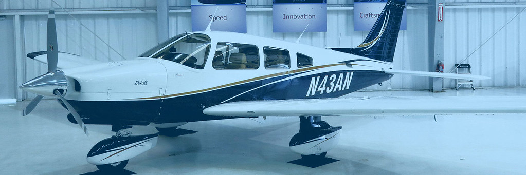 WE OFFER COMPLETELY REFURBISHED PIPER DAKOTAS