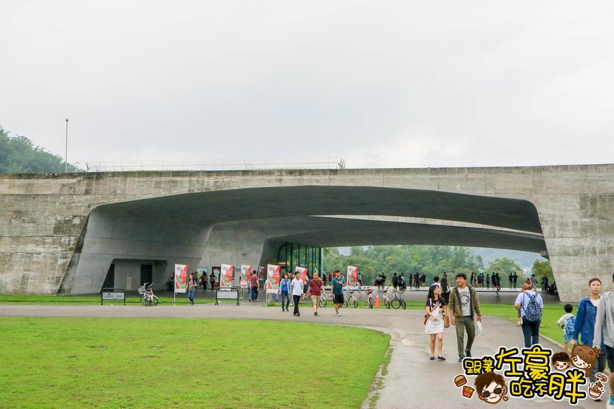 日月潭向山遊客中心-9