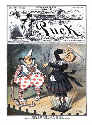 now let the show go on (1884)