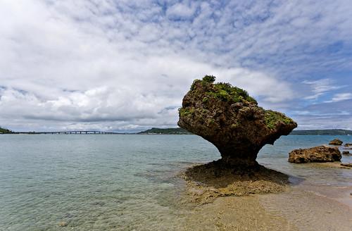 Okinawa - アマミチューの墓