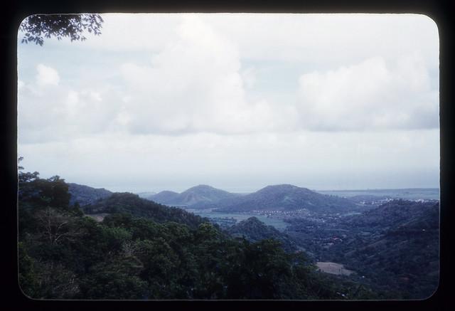 JSM15--View of coastal town